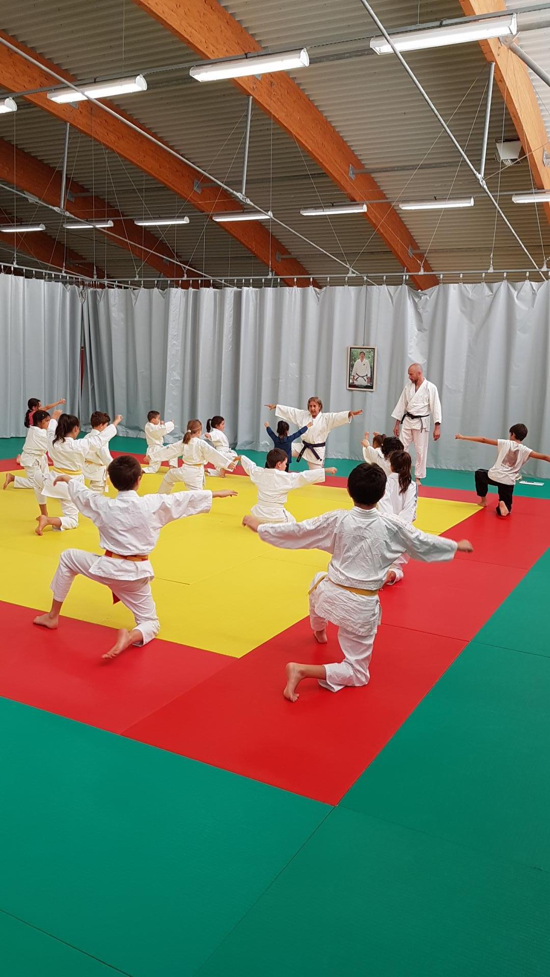 Une rentrée prometteuse du cours enfants Villeneuve, septembre 2019