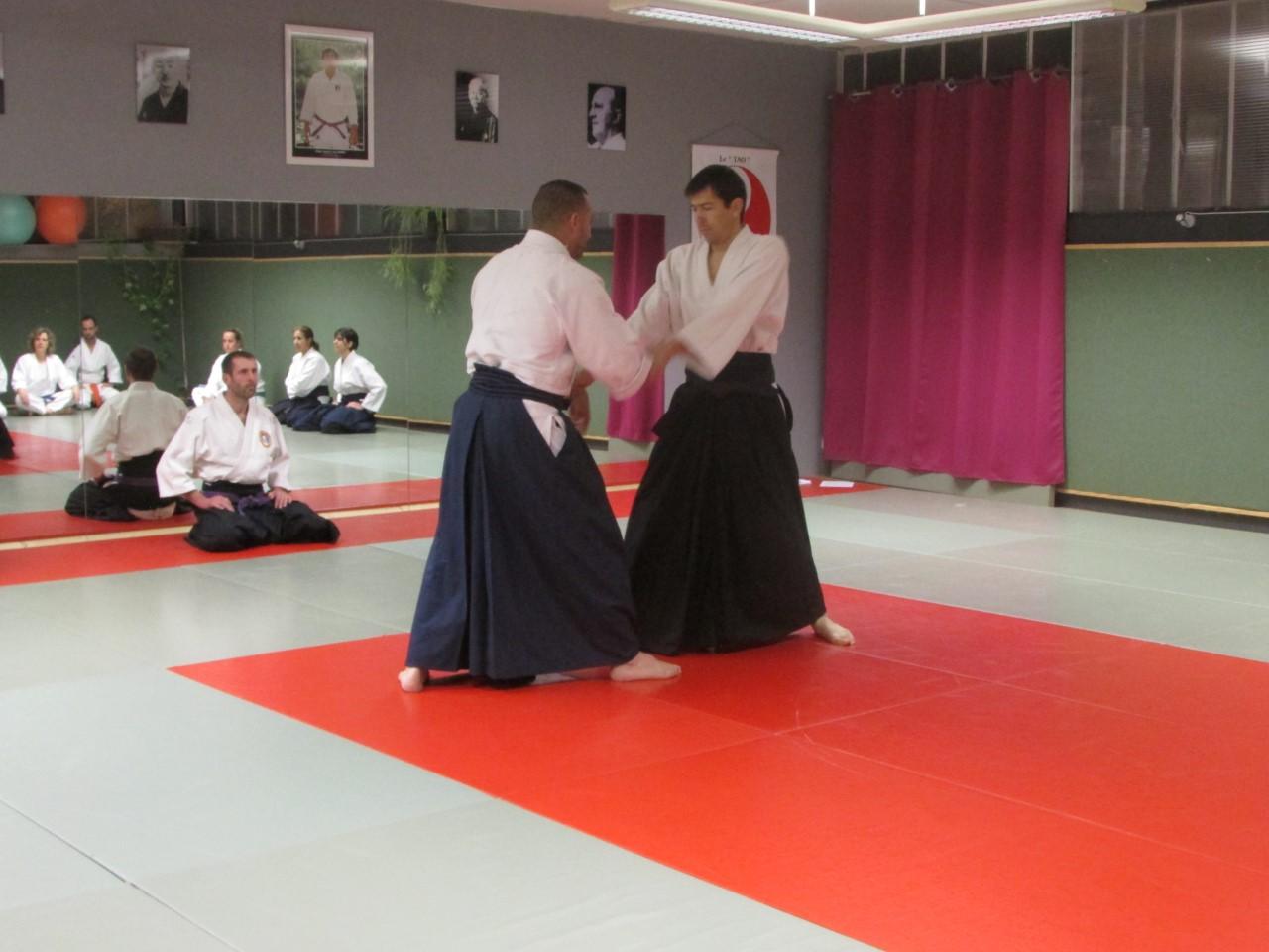 Kagami -Biraki Wa-Jutsu Agenais, 1er kata, 21 décembre 2017